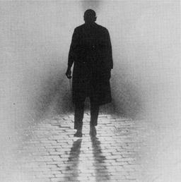 le ombre nella nebbia