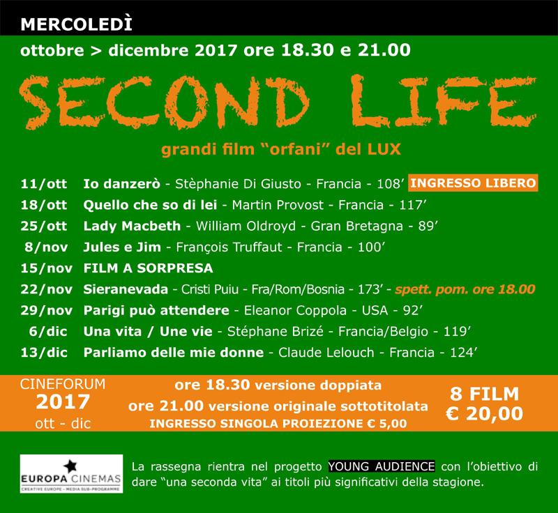 Second Life 2017