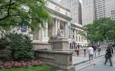 EX LIBRIS – New York Public Library