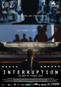 INTERRUPTION - Yorgos Zois # Grecia/Francia/Croazia 2015 [1h 50′]