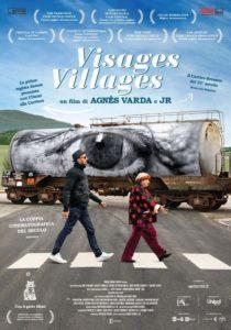 VISAGES, VILLAGES - Agnès Varda, JR # Francia 2016 (90′)