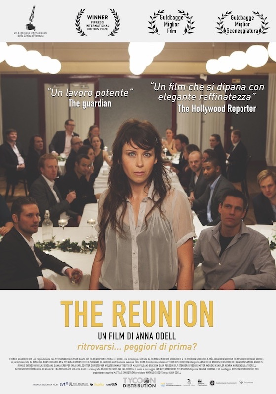 THE REUNION – Anna Odell # Svezia 2013 [1h 30′]