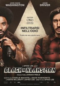 BLACKKKLANSMAN - Spike Lee # USA 2018 [2h 8′]