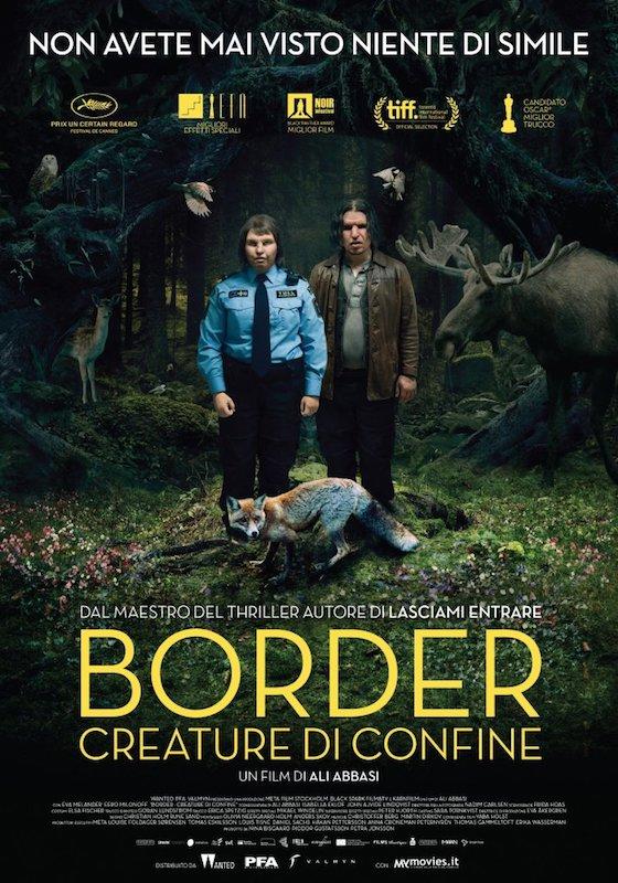 BORDER. CREATURE DI CONFINE – Ali Abbasi # Svezia/Dan 2018 [1h 48′]
