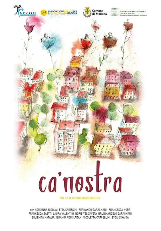 CA' NOSTRA – Cristiano Regina # Italia 2018 [1h 14′]
