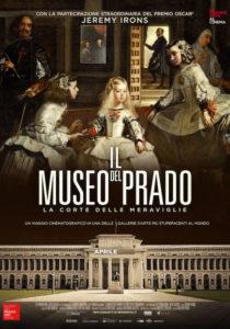 IL MUSEO DEL PRADO. LA CORTE... - Valeria Parisi # Italia 2019 [1h 30']
