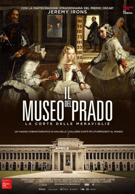 IL MUSEO DEL PRADO. LA CORTE… – Valeria Parisi # Italia 2019 [1h 30′]