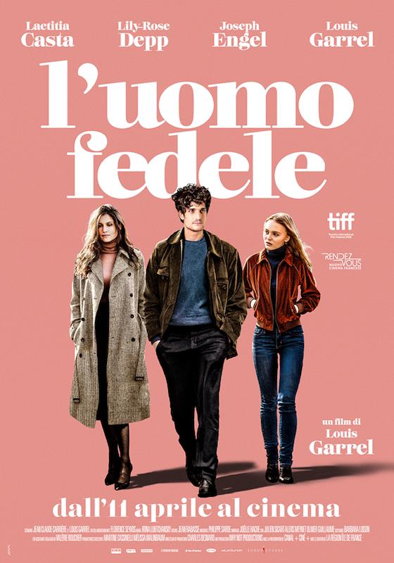 L'UOMO FEDELE – Louis Garrel # Francia 2018 [1h 15′]