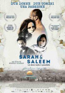 SARAH & SALEEM - Muayad Alayan # Palestina/Ger/Olanda 2018 [2h 7']