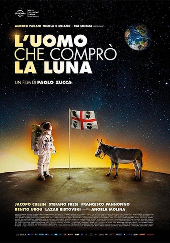 L'UOMO CHE COMPRÒ LA LUNA – Paolo Zucca # Italia/Alb/Arg 2018 [1h 42′]