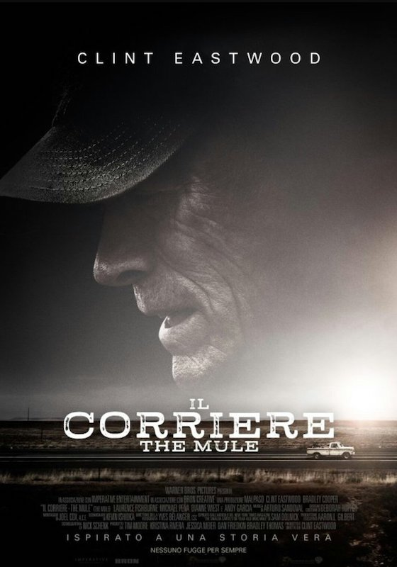 IL CORRIERE. THE MULE – Clint Eastwood # USA 2018 (116)