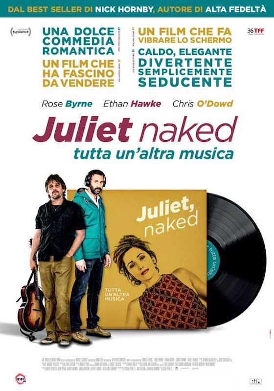 JULIET NAKED.TUTTA UN'ALTRA MUSICA *VOS – Jesse Peretz # GB 2018 (105′)