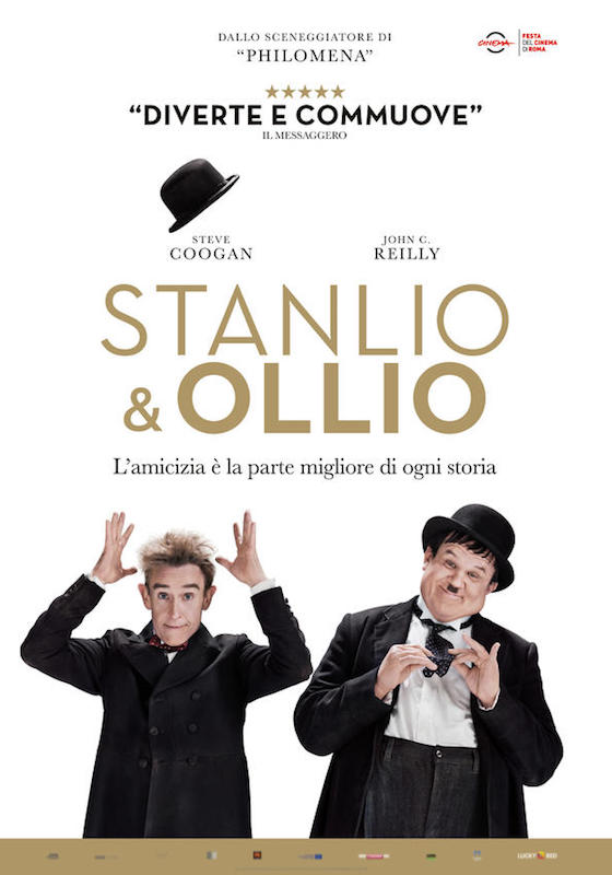 STANLIO & OLLIO *VOS – Jon S. Baird # USA/Gran Bretagna 2018 (97′)