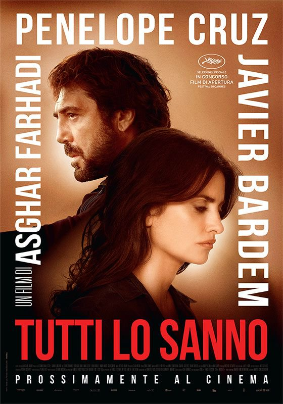 TUTTI LO SANNO – Asghar Farhadi # Spagna/Francia 2018 (130′)