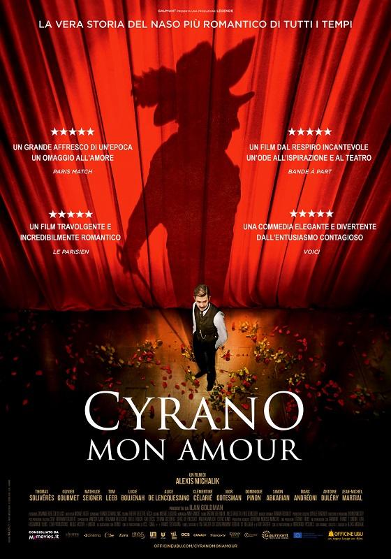 CYRANO MON AMOUR – Alexis Michalik # Francia 2018 (109′)