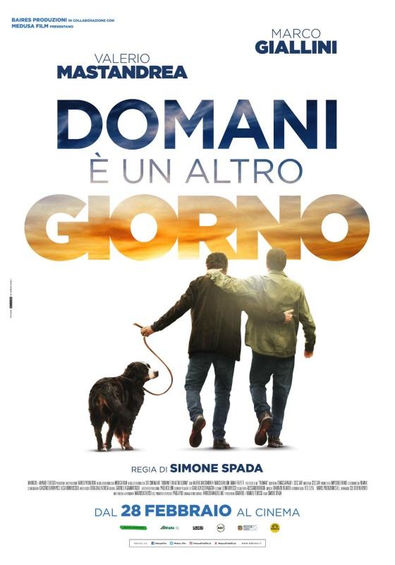 DOMANI È UN ALTRO GIORNO – Simone Spada # Italia 2019 (100′)