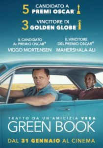 GREEN BOOK - Peter Farrelly # USA 2018 (130')