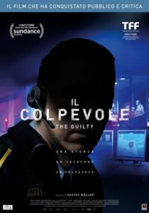 IL COLPEVOLE. THE GUILTY - Gustav Möller # Danimarca 2018 (85')