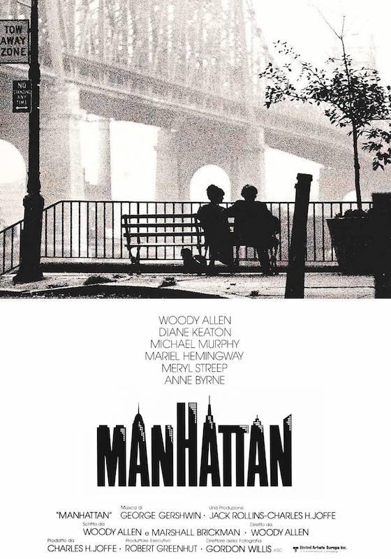 MANHATTAN – Woody Allen # USA 1979 (96′)