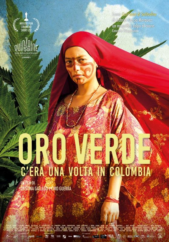 ORO VERDE – C.Gallego, C.Guerra # Colombia/Dan 2018 (125′)