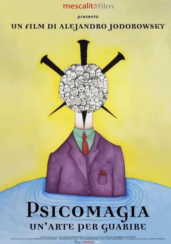 PSICOMAGIA. UN'ARTE PER GUARIRE – Alejandro Jodorowsky # Francia 2019 (100′)