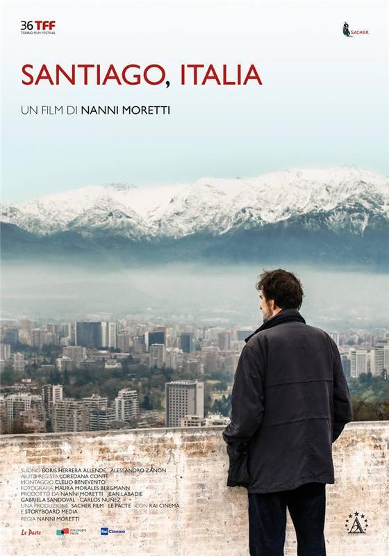 SANTIAGO, ITALIA – Nanni Moretti # Italia 2018 (80′)