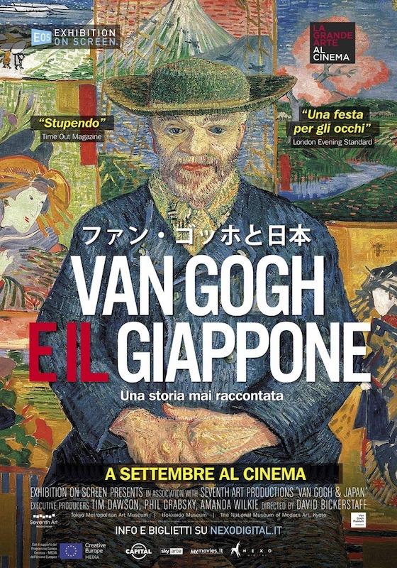 VAN GOGH E IL GIAPPONE – David Bickerstaff # UK 2019 (87′)
