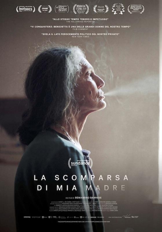 LA SCOMPARSA DI MIA MADRE – Beniamino Barrese # Italia 2019 (84′)