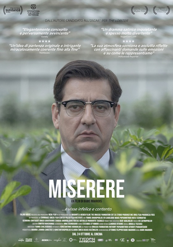 MISERERE – Babis Makridis # Grecia/Polonia 2018 (99′)