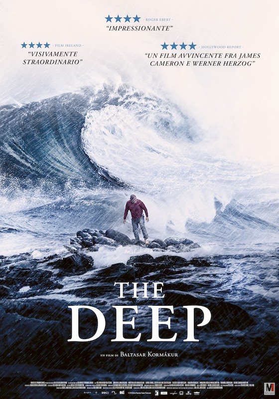 THE DEEP – Baltasar Kormákur # Islanda 2012 (95′) *VOS
