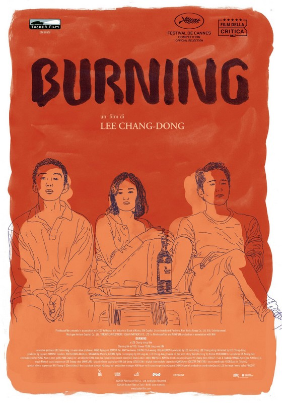 BURNING. L'AMORE BRUCIA – Lee Chang-dong # Corea del Sud 2018 (148′)
