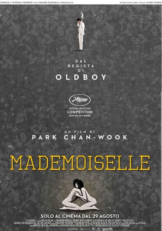 MADEMOISELLE – Park Chan-wook # Corea del Sud 2016 (139′)