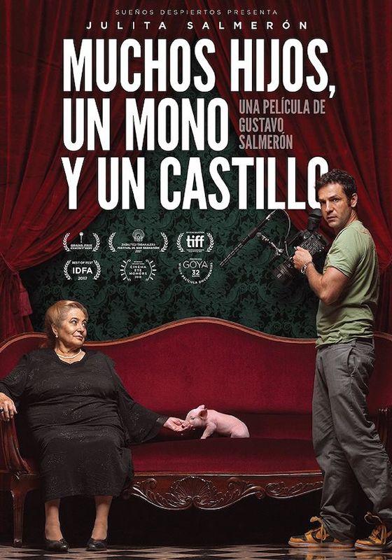 MUCHOS HIJOS, UN MONO Y UN CASTILLO – G. Salmerón # Spagna 2018 (90′)