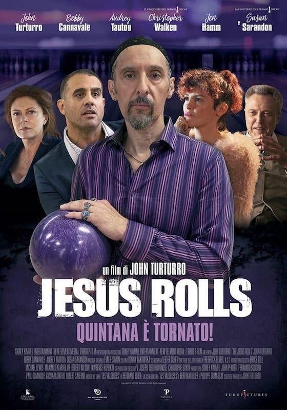 JESUS ROLLS. QUINTANA È TORNATO – John Turturro # USA 2019 (117′)