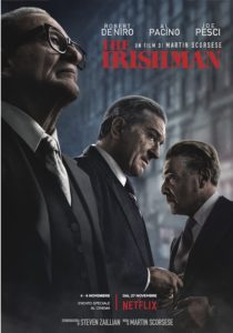 THE IRISHMAN - Martin Scorsese # USA 2019 (209')