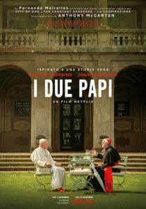 THE TWO POPES - Fernando Meirelles # USA-GB-Ita-Arg 2019 (125')