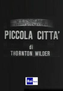PICCOLA CITTÀ - Silverio Blasi # Italia 1968 (1h 46')
