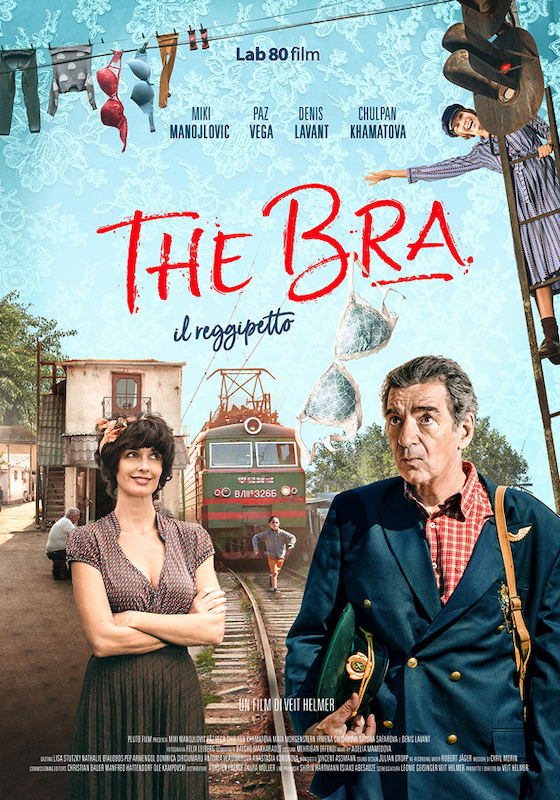 THE BRA. IL REGGIPETTO – Veit Helmer # Germania/Azerbaigian 2018 (90′)