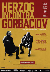 HERZOG INCONTRA GORBACIOV - W.Herzog, A. Singer # Ger/UK/USA 2018 (90')