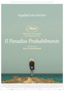 IL PARADISO PROBABILMENTE - Elia Suleiman # Francia/Qatar/Ger/Pal 2019 (97')