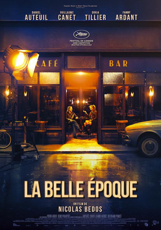LA BELLE ÉPOQUE – Nicolas Bedos # Francia 2019 (115′)