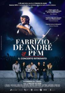 FABRIZIO DE ANDRÉ E PFM. IL CONCERTO RITROVATO - Walter Veltroni # Italia 2020 (120')