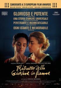 RITRATTO DELLA GIOVANE IN FIAMME - Céline Sciamma # Francia 2019 (120') *VOS