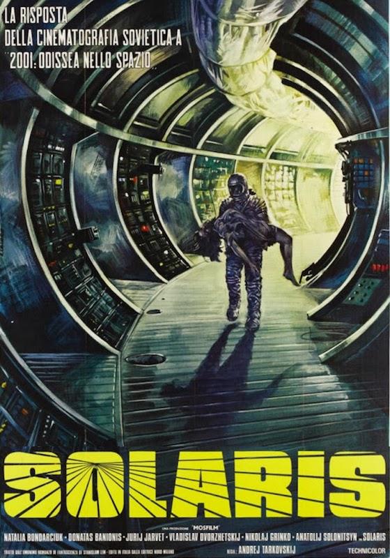 SOLARIS – Andrej Tarkovskij # URSS 1971 (167′) *VOS