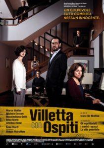 VILLETTA CON OSPITI - Ivano De Matteo # Italia 2019 (88')