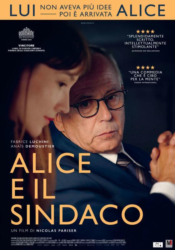 ALICE E IL SINDACO – Nicolas Pariser # Francia 2019 (105′)