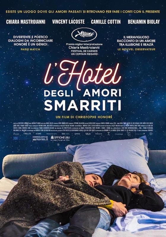 L'HOTEL DEGLI AMORI SMARRITI – Christophe Honoré # Francia 2019 (86′)     [LUXonline]