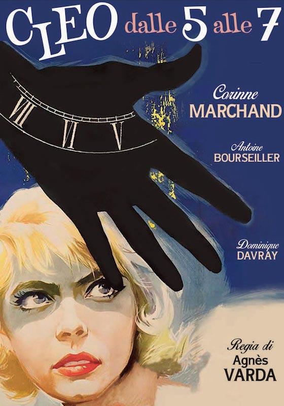 CLÉO DALLE 5 ALLE 7 – Agnès Varda # Francia 1962 (90′)      [LUXonline]