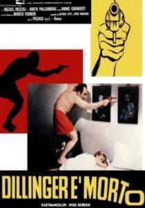 DILLINGER è MORTO - Marco Ferreri # Italia 1969 (95') @ LUX ONLINE