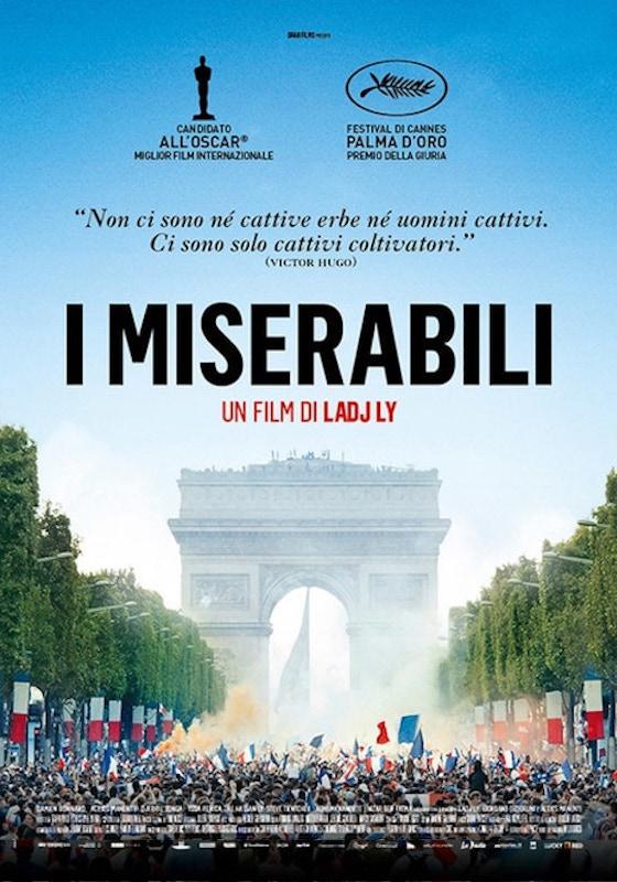 I MISERABILI – Ladj Ly # Francia 2019 (100′)